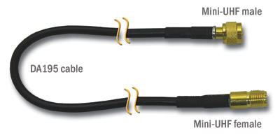 Satellite Antenna Extension Cable